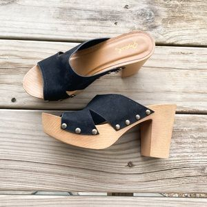 Qupid | Sandal Clogs